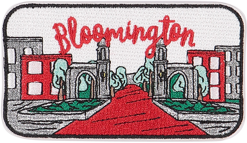Bloomington Sticker Patch