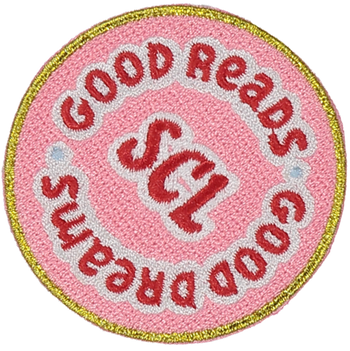 Good Reads Sticker Patch