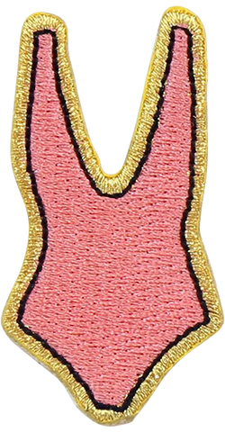 Bathing Suit Sticker Patch