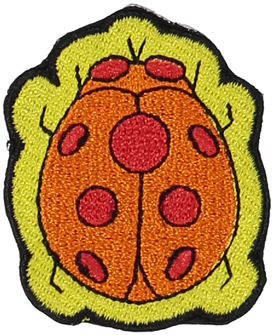 Primary Bug Sticker Patch
