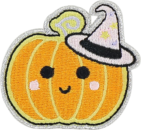 Pumpkin Sticker Patch