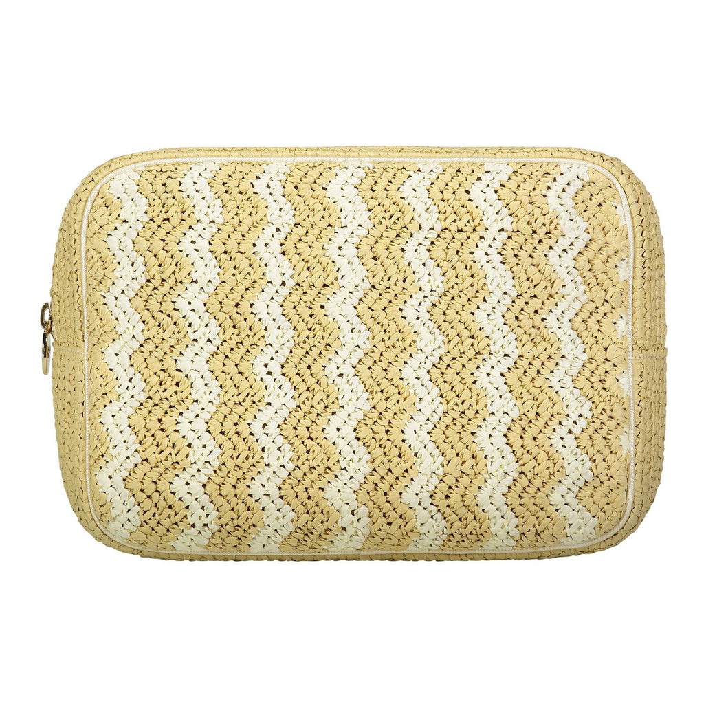 Woven Large Pouch