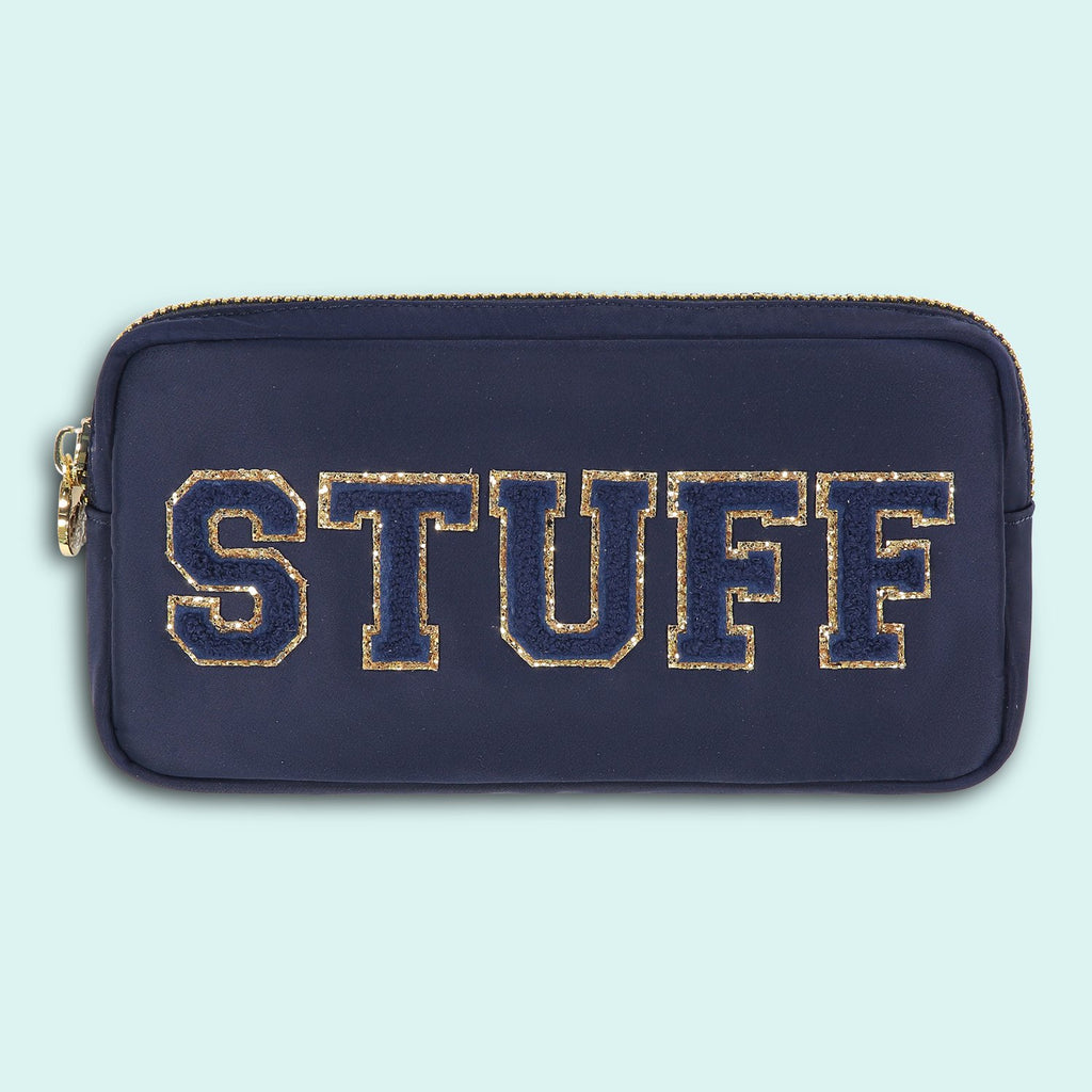 "Sapphire 'Stuff"" Small Pouch"