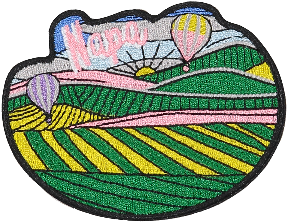 Napa Sticker Patch