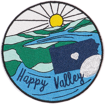 Happy Valley Sticker Patch