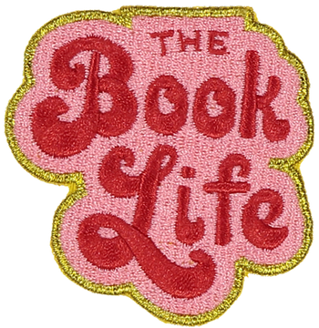 The Book Life Sticker Patch