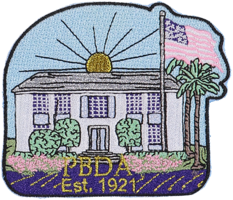 PBDA Sticker Patch