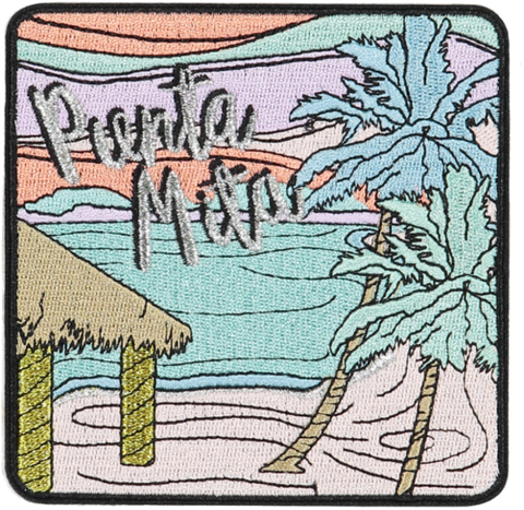 Punta Mita Sticker Patch