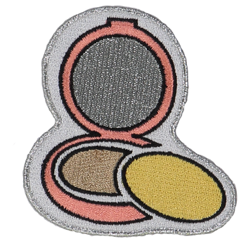 Compact Sticker Patch