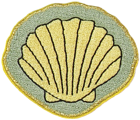 Seashell Sticker Patch
