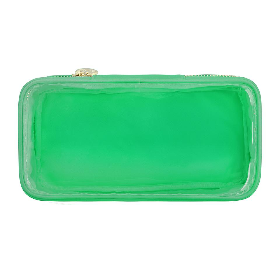 Classic Clear Open Top Pouch