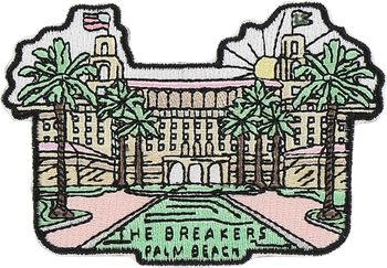 The Breakers Sticker Patch