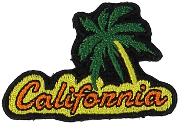 Primary California Sticker Patch