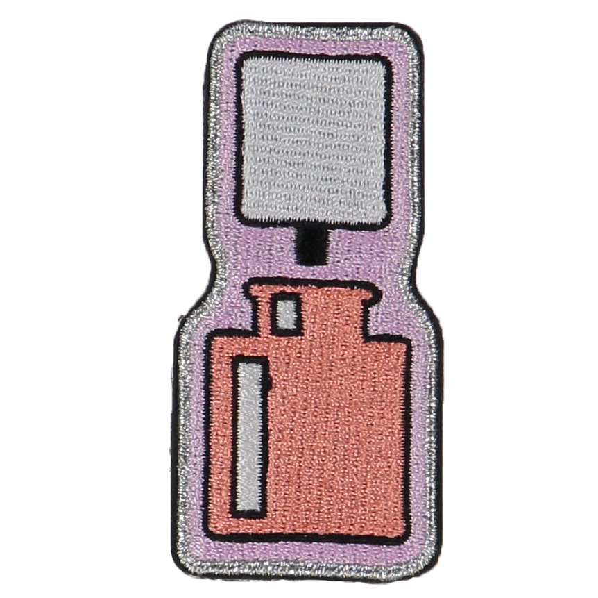 Nail Polish Sticker Patch