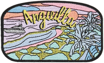 Anguilla Sticker Patch