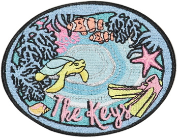The Keys Sticker Patch