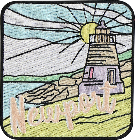 Newport Sticker Patch