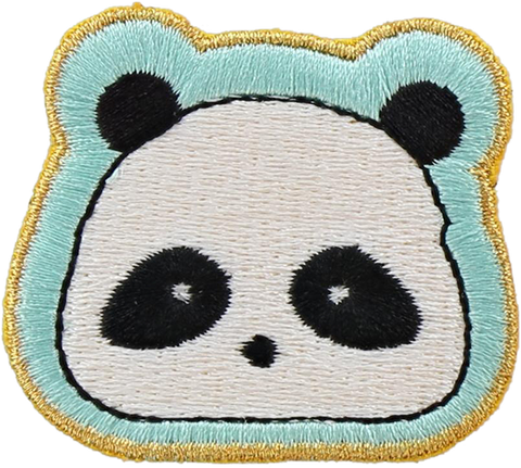 Panda Sticker Patch