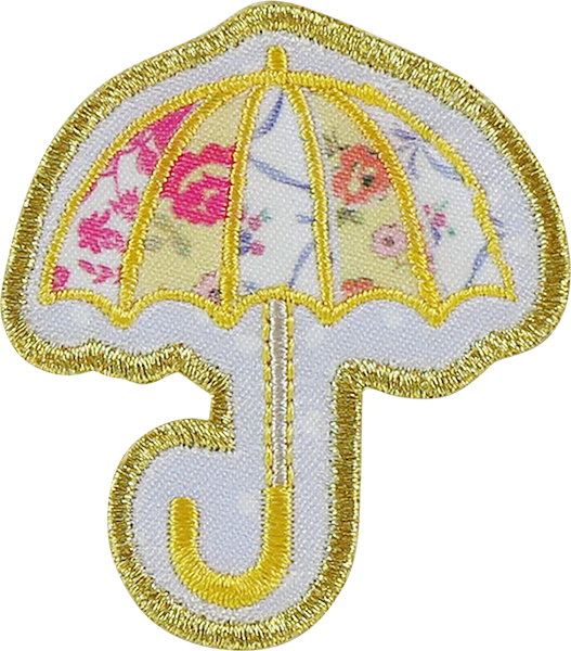 LoveShackFancy x Stoney Clover Lane Umbrella Sticker Patch