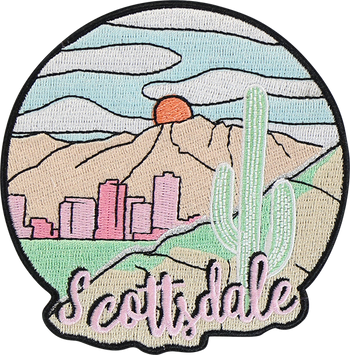 Scottsdale Sticker Patch