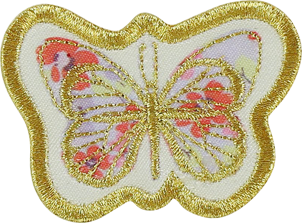 LoveShackFancy x Stoney Clover Lane Butterfly Sticker Patch
