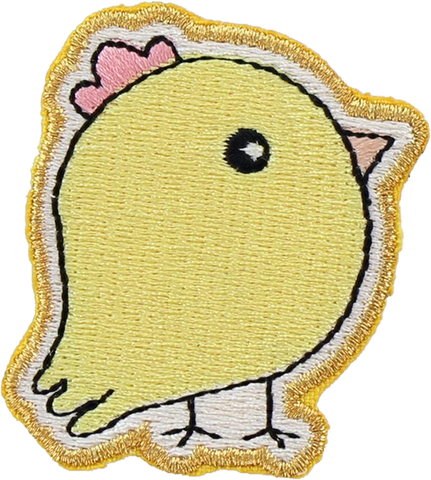 Chick Sticker Patch