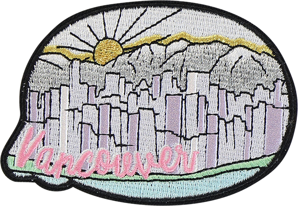 Vancouver Sticker Patch