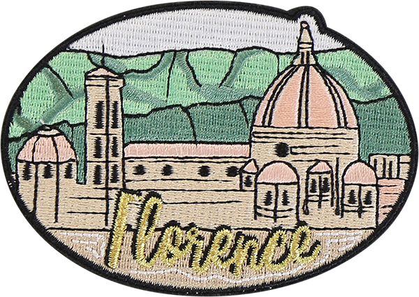 Florence Sticker Patch