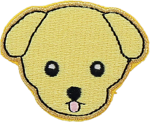 Puppy Sticker Patch