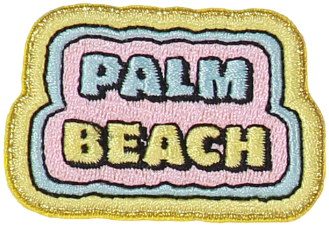 PB Sticker Patch