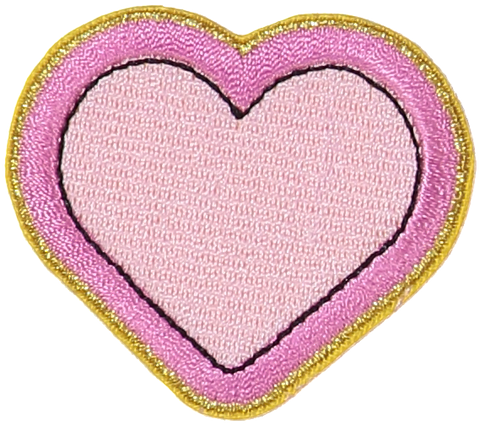 Heart Sticker Patch