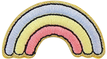 Rainbow Sticker Patch