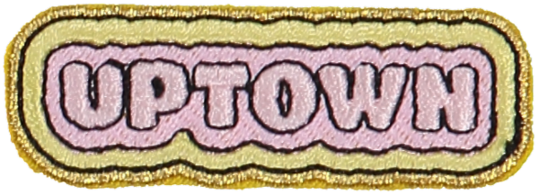 Uptown Sticker Patch