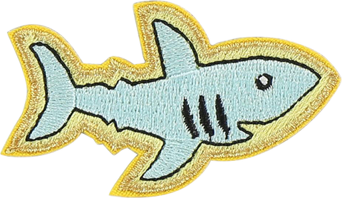 Shark Sticker Patch