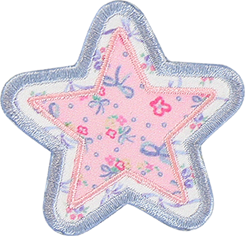 LoveShackFancy x Stoney Clover Lane Star Sticker Patch