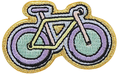 Bike Sticker Patch
