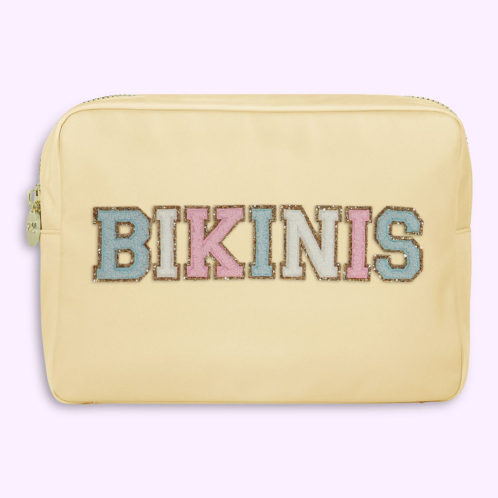 Sand 'Bikinis' Large Pouch