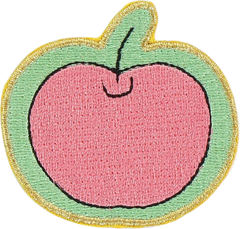 Apple Sticker Patch