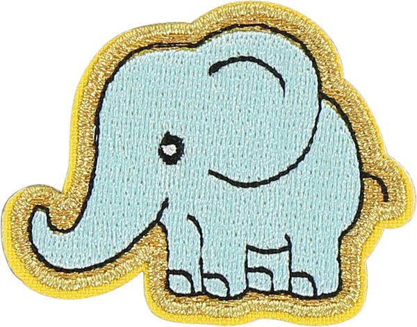 Elephant Sticker Patch