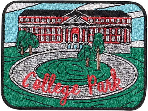 College Park Sticker Patch