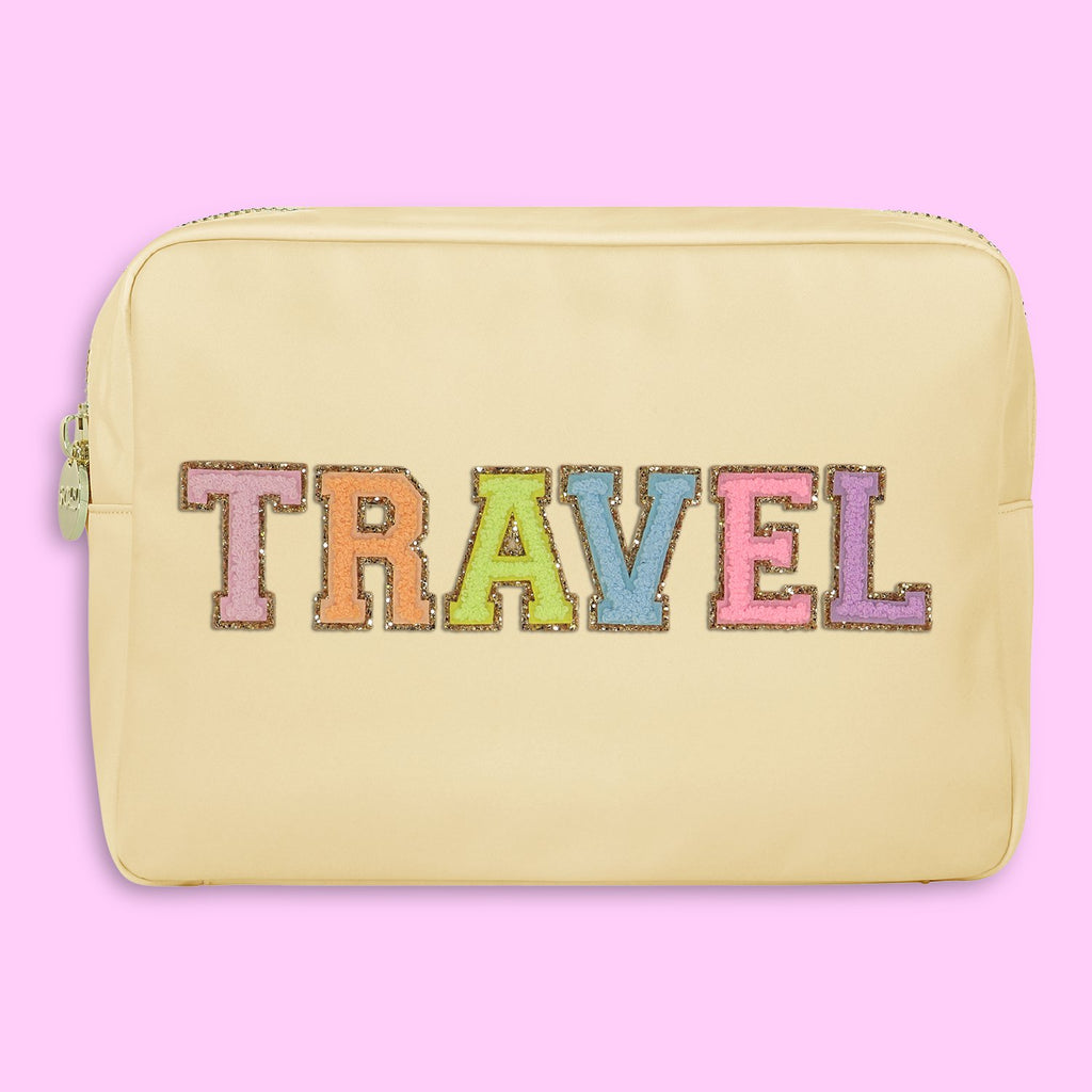 Sand 'Rainbow Travel' Large Pouch