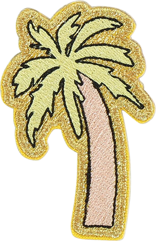 Palm Tree Sticker Patch
