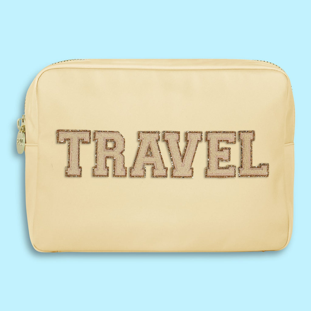 Sand 'Travel' Large Pouch