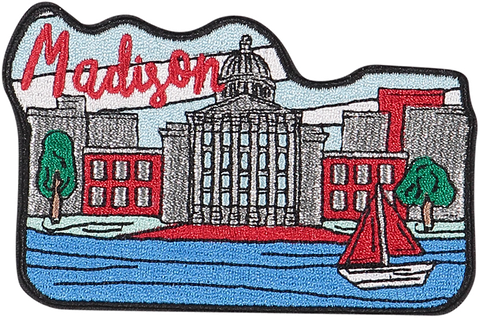 Madison Sticker Patch