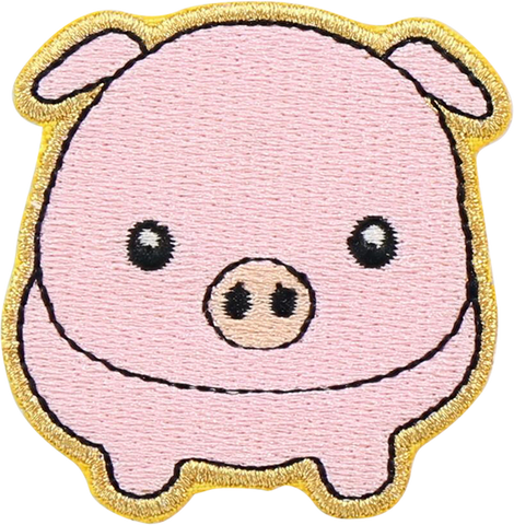 Pig Sticker Patch