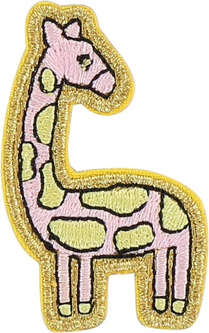 Giraffe Sticker Patch