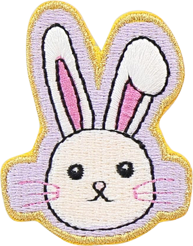Bunny Sticker Patch