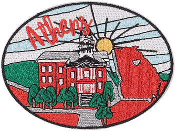 Athens Sticker Patch
