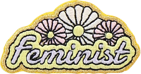 Feminist Sticker Patch