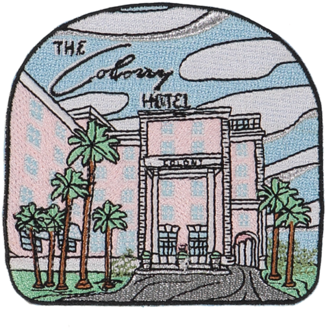 The Colony Sticker Patch